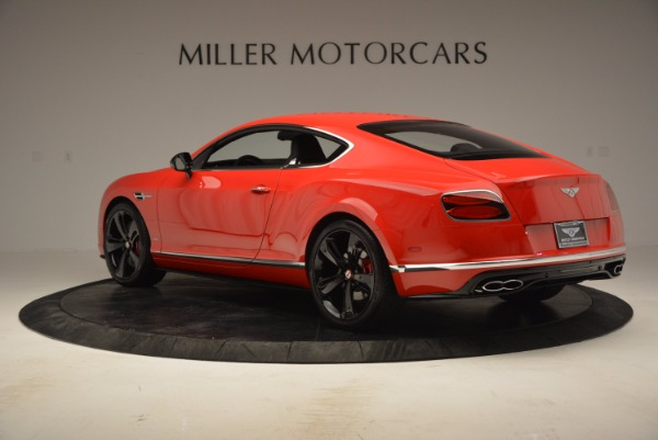 Used 2016 Bentley Continental GT V8 S for sale $134,900 at Aston Martin of Greenwich in Greenwich CT 06830 5