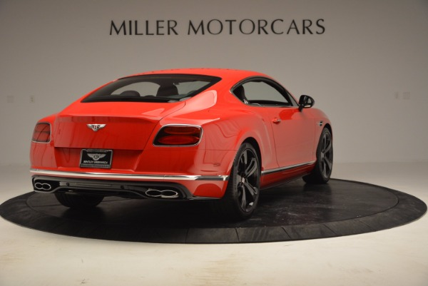 Used 2016 Bentley Continental GT V8 S for sale $134,900 at Aston Martin of Greenwich in Greenwich CT 06830 7