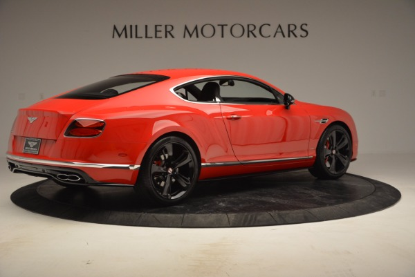Used 2016 Bentley Continental GT V8 S for sale $134,900 at Aston Martin of Greenwich in Greenwich CT 06830 8