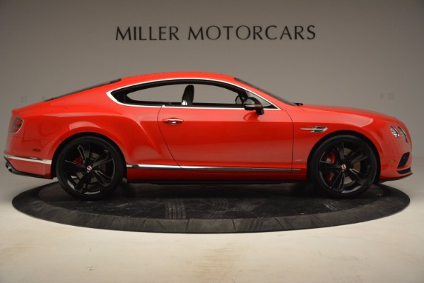 Used 2016 Bentley Continental GT V8 S for sale $134,900 at Aston Martin of Greenwich in Greenwich CT 06830 9
