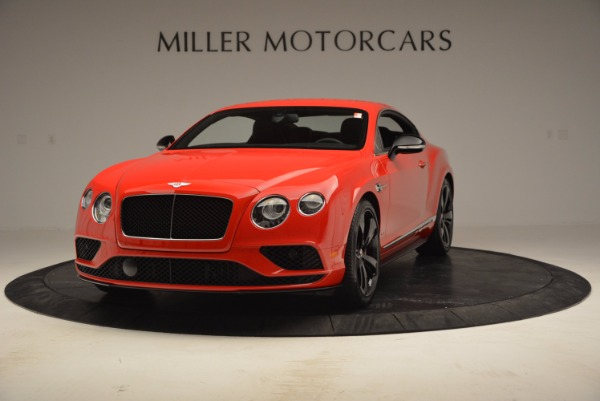 Used 2016 Bentley Continental GT V8 S for sale $134,900 at Aston Martin of Greenwich in Greenwich CT 06830 1