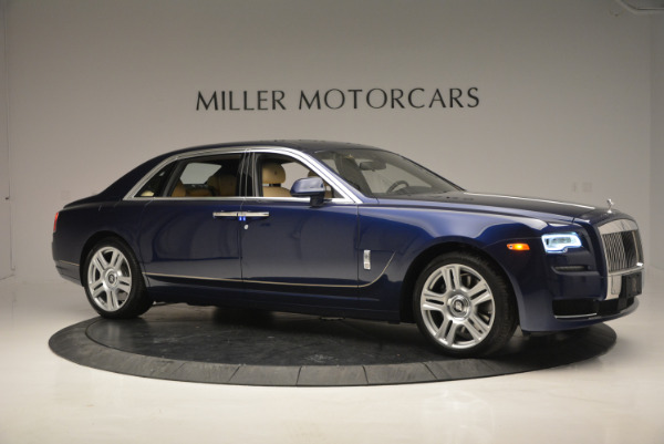 Used 2016 Rolls-Royce Ghost EWB for sale Sold at Aston Martin of Greenwich in Greenwich CT 06830 10