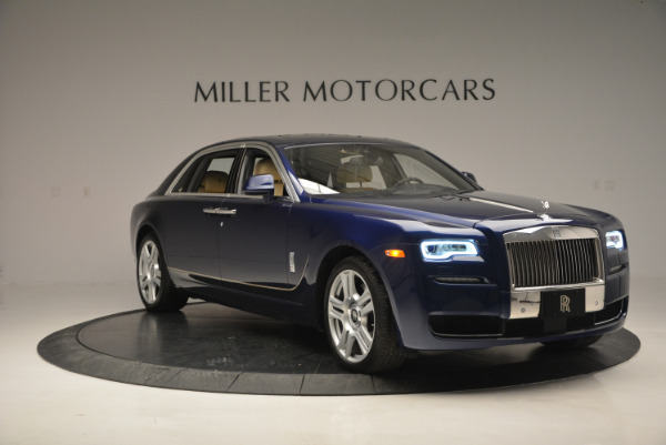 Used 2016 Rolls-Royce Ghost EWB for sale Sold at Aston Martin of Greenwich in Greenwich CT 06830 11