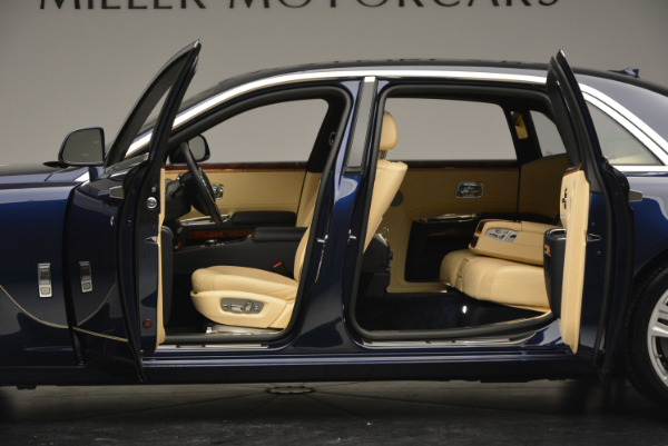 Used 2016 Rolls-Royce Ghost EWB for sale Sold at Aston Martin of Greenwich in Greenwich CT 06830 16