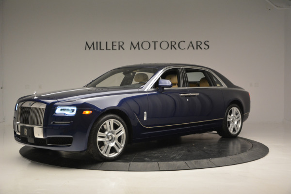 Used 2016 Rolls-Royce Ghost EWB for sale Sold at Aston Martin of Greenwich in Greenwich CT 06830 2