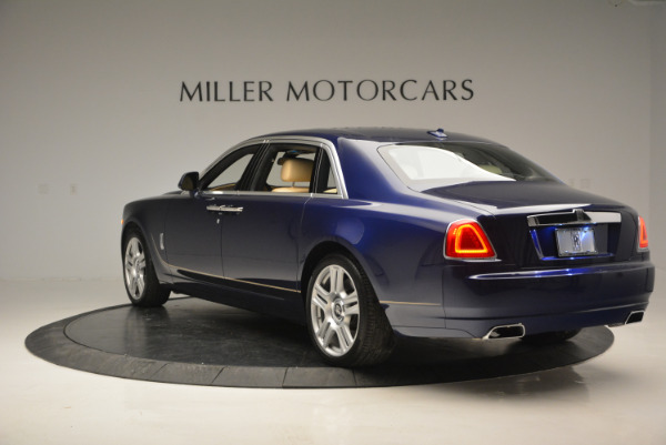 Used 2016 Rolls-Royce Ghost EWB for sale Sold at Aston Martin of Greenwich in Greenwich CT 06830 5