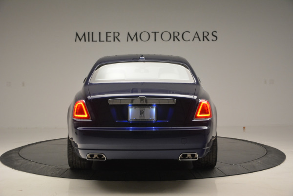 Used 2016 Rolls-Royce Ghost EWB for sale Sold at Aston Martin of Greenwich in Greenwich CT 06830 6