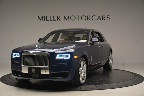 Used 2016 Rolls-Royce Ghost EWB for sale Sold at Aston Martin of Greenwich in Greenwich CT 06830 1