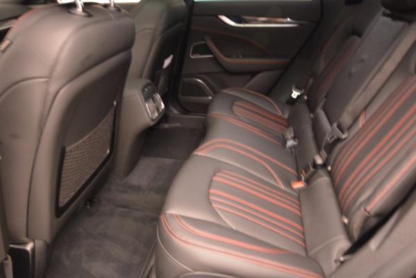 New 2017 Maserati Levante S for sale Sold at Aston Martin of Greenwich in Greenwich CT 06830 23