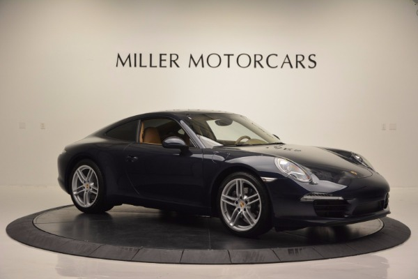 Used 2014 Porsche 911 Carrera for sale Sold at Aston Martin of Greenwich in Greenwich CT 06830 10