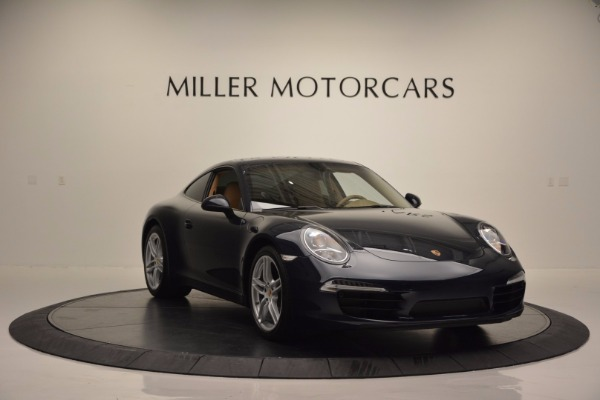 Used 2014 Porsche 911 Carrera for sale Sold at Aston Martin of Greenwich in Greenwich CT 06830 11