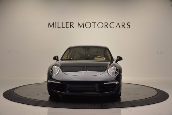 Used 2014 Porsche 911 Carrera for sale Sold at Aston Martin of Greenwich in Greenwich CT 06830 12