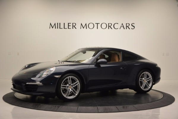 Used 2014 Porsche 911 Carrera for sale Sold at Aston Martin of Greenwich in Greenwich CT 06830 2