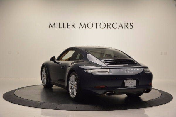 Used 2014 Porsche 911 Carrera for sale Sold at Aston Martin of Greenwich in Greenwich CT 06830 5