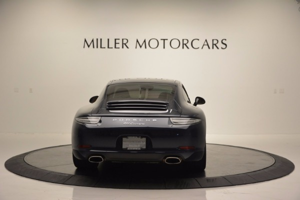 Used 2014 Porsche 911 Carrera for sale Sold at Aston Martin of Greenwich in Greenwich CT 06830 6