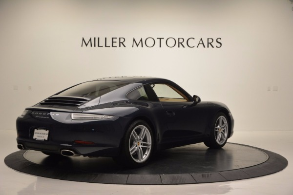 Used 2014 Porsche 911 Carrera for sale Sold at Aston Martin of Greenwich in Greenwich CT 06830 7