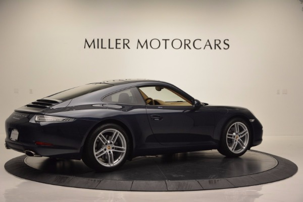 Used 2014 Porsche 911 Carrera for sale Sold at Aston Martin of Greenwich in Greenwich CT 06830 8