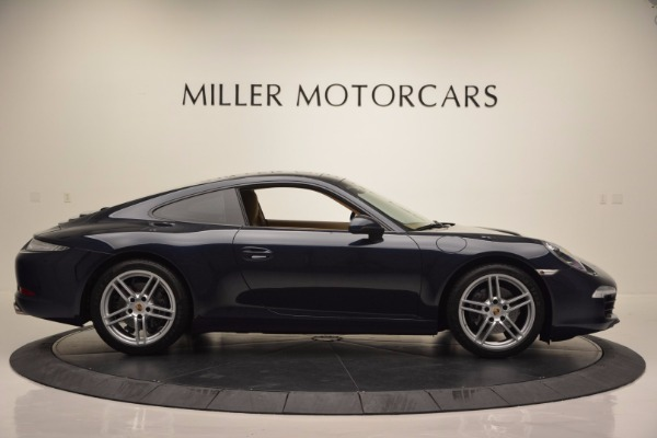 Used 2014 Porsche 911 Carrera for sale Sold at Aston Martin of Greenwich in Greenwich CT 06830 9