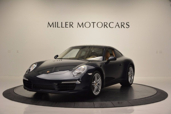 Used 2014 Porsche 911 Carrera for sale Sold at Aston Martin of Greenwich in Greenwich CT 06830 1