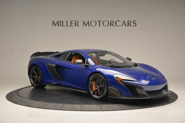 Used 2016 McLaren 675LT Coupe for sale Sold at Aston Martin of Greenwich in Greenwich CT 06830 10