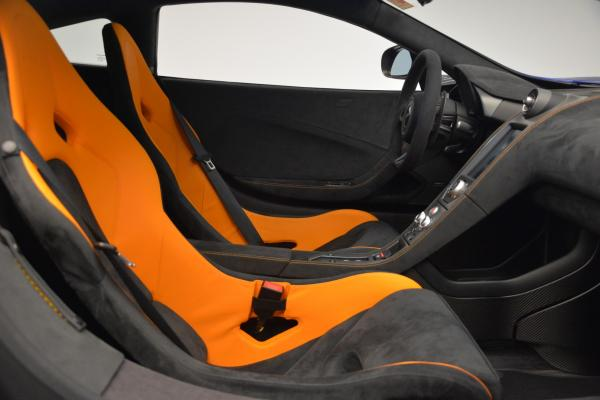 Used 2016 McLaren 675LT Coupe for sale $235,900 at Aston Martin of Greenwich in Greenwich CT 06830 18