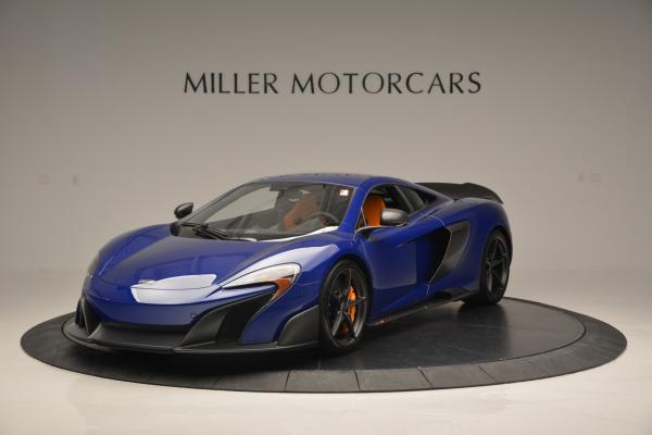 Used 2016 McLaren 675LT Coupe for sale $235,900 at Aston Martin of Greenwich in Greenwich CT 06830 2