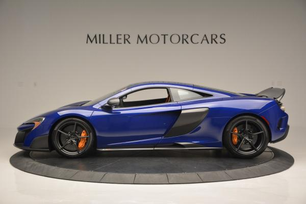 Used 2016 McLaren 675LT Coupe for sale $235,900 at Aston Martin of Greenwich in Greenwich CT 06830 3