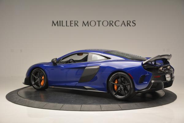 Used 2016 McLaren 675LT Coupe for sale $235,900 at Aston Martin of Greenwich in Greenwich CT 06830 4