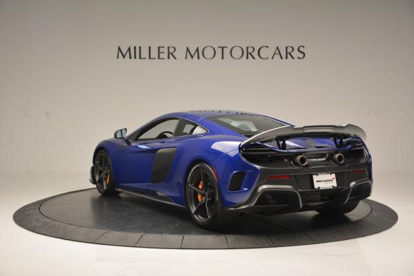 Used 2016 McLaren 675LT Coupe for sale Sold at Aston Martin of Greenwich in Greenwich CT 06830 5