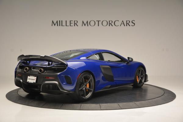 Used 2016 McLaren 675LT Coupe for sale $235,900 at Aston Martin of Greenwich in Greenwich CT 06830 7