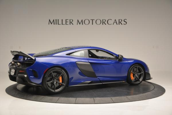 Used 2016 McLaren 675LT Coupe for sale $235,900 at Aston Martin of Greenwich in Greenwich CT 06830 8