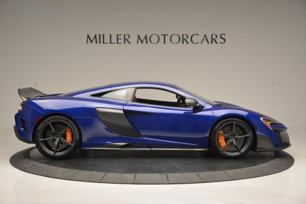 Used 2016 McLaren 675LT Coupe for sale $235,900 at Aston Martin of Greenwich in Greenwich CT 06830 9