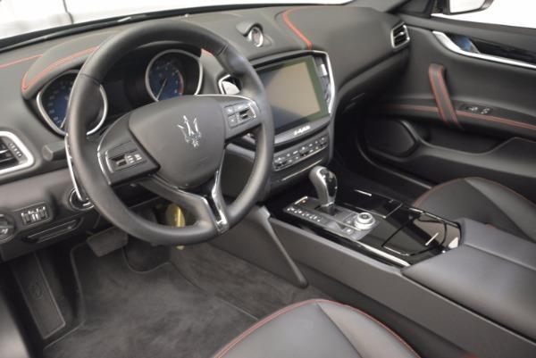 New 2017 Maserati Ghibli for sale Sold at Aston Martin of Greenwich in Greenwich CT 06830 13