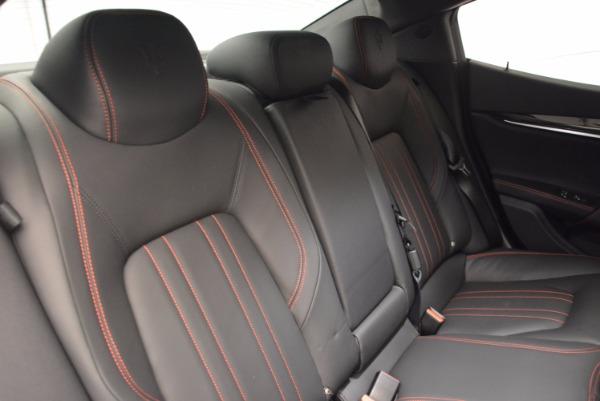 New 2017 Maserati Ghibli for sale Sold at Aston Martin of Greenwich in Greenwich CT 06830 24