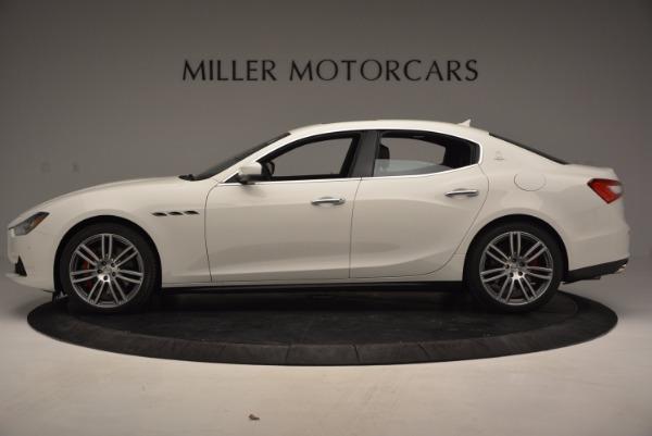 New 2017 Maserati Ghibli for sale Sold at Aston Martin of Greenwich in Greenwich CT 06830 3