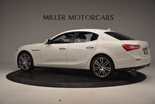 New 2017 Maserati Ghibli for sale Sold at Aston Martin of Greenwich in Greenwich CT 06830 4