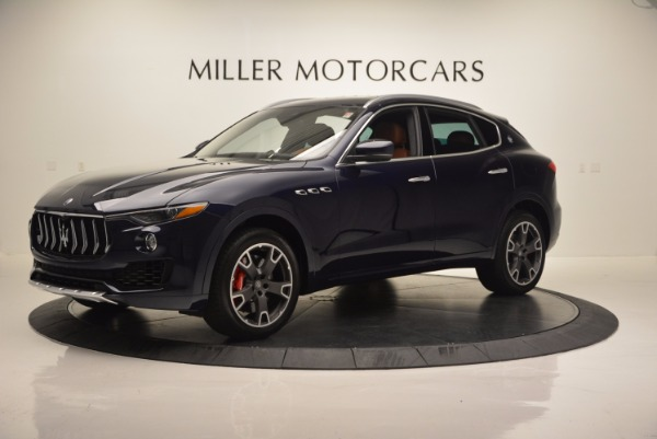 Used 2017 Maserati Levante S for sale Sold at Aston Martin of Greenwich in Greenwich CT 06830 2