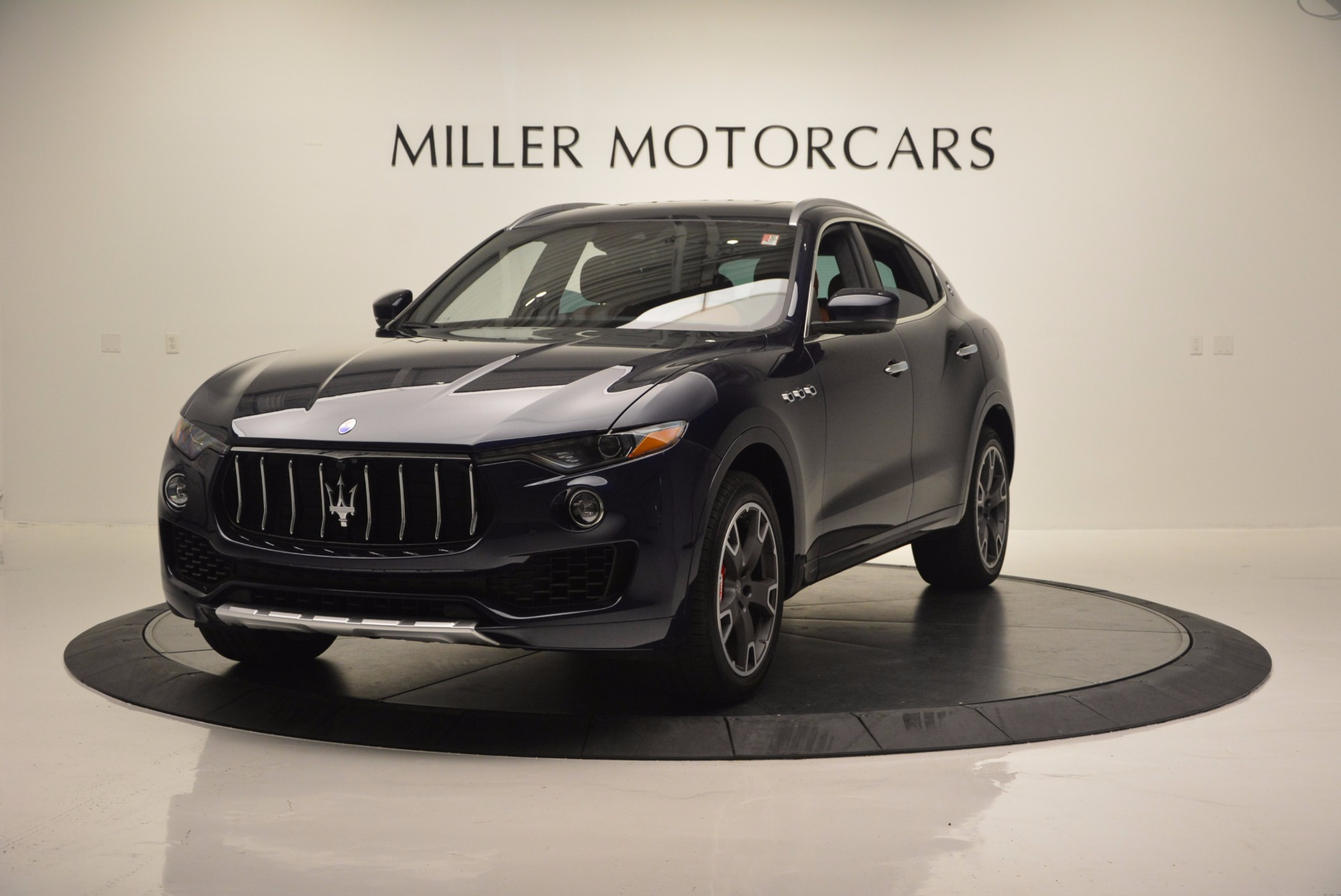 Used 2017 Maserati Levante S for sale Sold at Aston Martin of Greenwich in Greenwich CT 06830 1