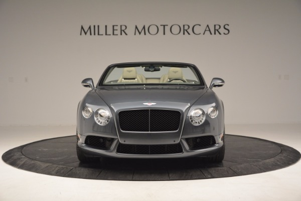Used 2014 Bentley Continental GT V8 for sale Sold at Aston Martin of Greenwich in Greenwich CT 06830 12