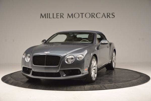 Used 2014 Bentley Continental GT V8 for sale Sold at Aston Martin of Greenwich in Greenwich CT 06830 13