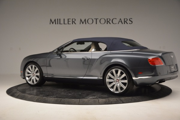 Used 2014 Bentley Continental GT V8 for sale Sold at Aston Martin of Greenwich in Greenwich CT 06830 16