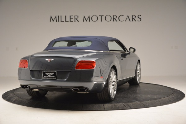 Used 2014 Bentley Continental GT V8 for sale Sold at Aston Martin of Greenwich in Greenwich CT 06830 19