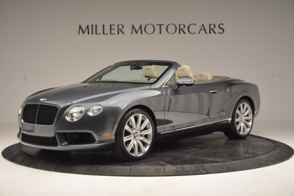 Used 2014 Bentley Continental GT V8 for sale Sold at Aston Martin of Greenwich in Greenwich CT 06830 2