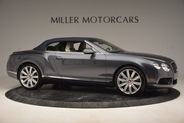 Used 2014 Bentley Continental GT V8 for sale Sold at Aston Martin of Greenwich in Greenwich CT 06830 22