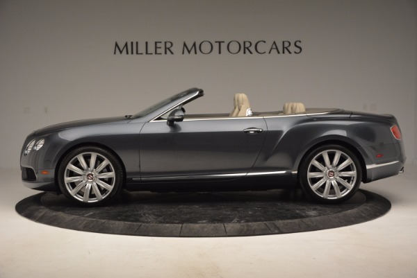Used 2014 Bentley Continental GT V8 for sale Sold at Aston Martin of Greenwich in Greenwich CT 06830 3