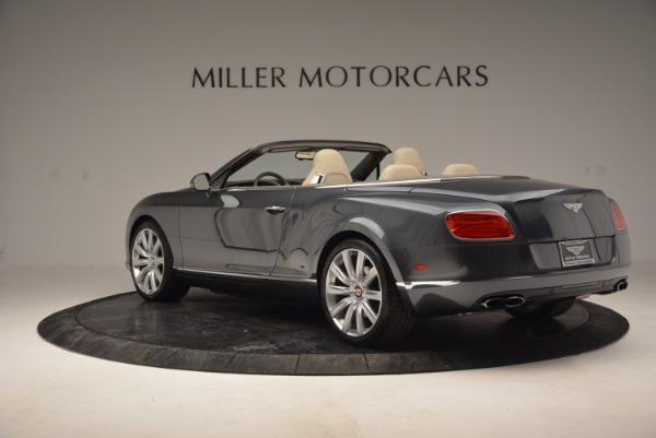 Used 2014 Bentley Continental GT V8 for sale Sold at Aston Martin of Greenwich in Greenwich CT 06830 5