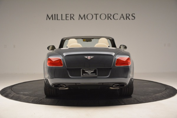 Used 2014 Bentley Continental GT V8 for sale Sold at Aston Martin of Greenwich in Greenwich CT 06830 6