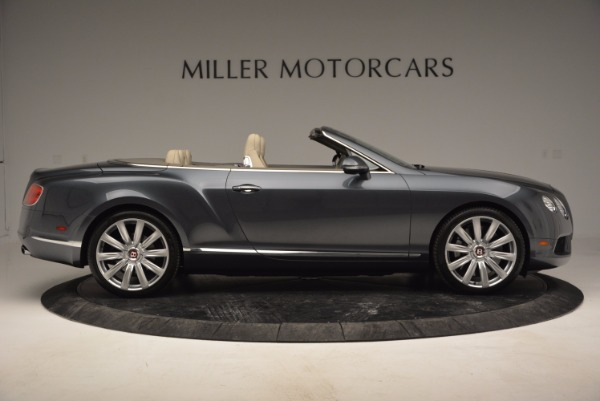 Used 2014 Bentley Continental GT V8 for sale Sold at Aston Martin of Greenwich in Greenwich CT 06830 9