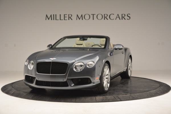 Used 2014 Bentley Continental GT V8 for sale Sold at Aston Martin of Greenwich in Greenwich CT 06830 1