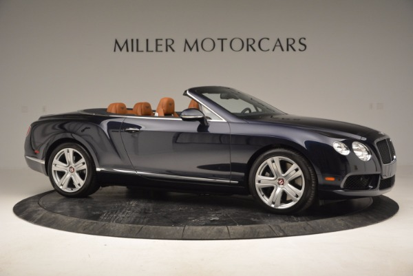 Used 2014 Bentley Continental GT V8 for sale Sold at Aston Martin of Greenwich in Greenwich CT 06830 10